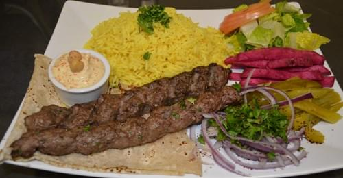 Kafta/Kabab