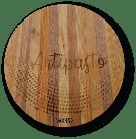Antipasto Serving Board - WK152