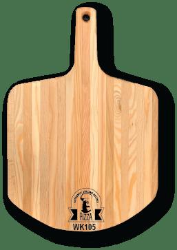 Amalfi Italian Pizza Board - WK105