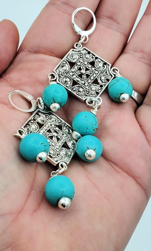TURQUOISE TEMPLES