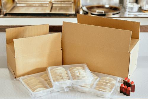 冷凍餃子(5人前〜20人前)