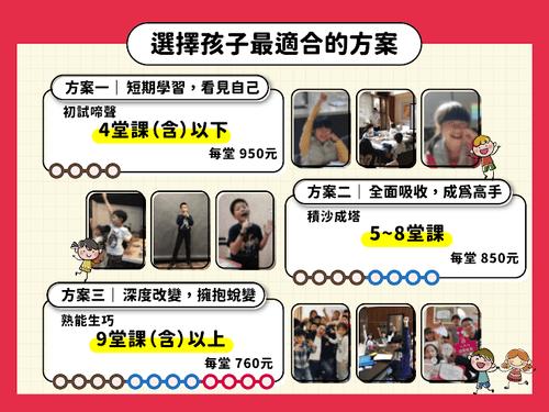 2021上半年兒童人際溝通素養班