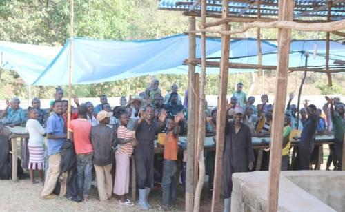 エチオピア G-1 シダモ ベンサ ロギータCWS