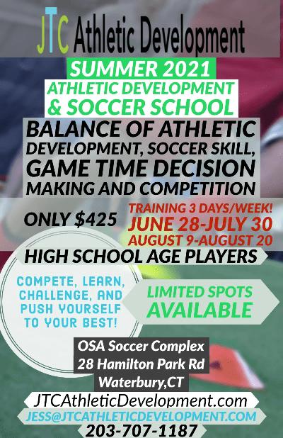 Athletic Development & Soccer School