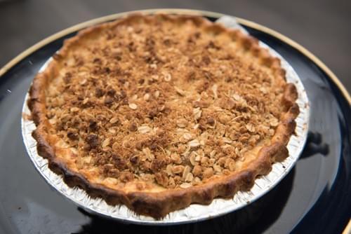 Spiced Aplε Pie