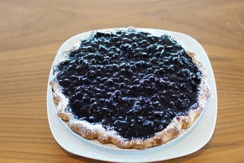 Berry Citrus Pie