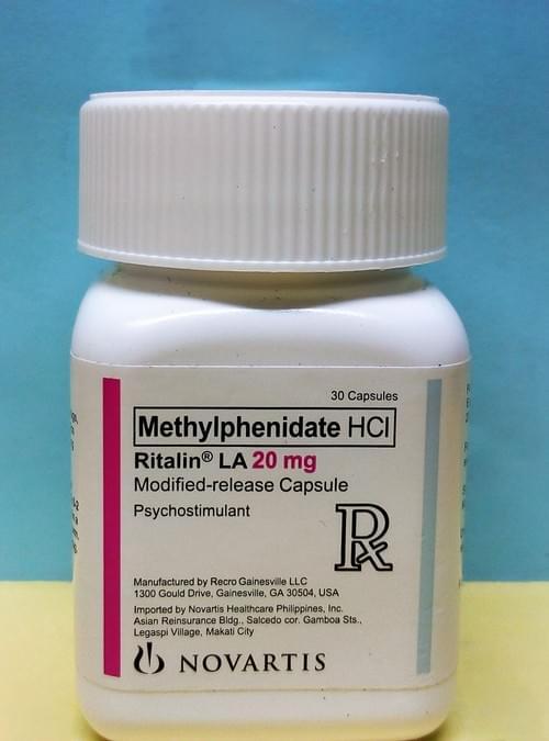 Ritalin LA 20mg - Buy Ritalin Online Overnight