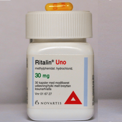 Buy Ritalin 30mg Online - Order ADHD Medications