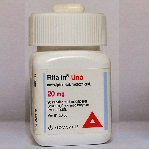 Buy Ritalin 20mg Online - Order ADHD Medications