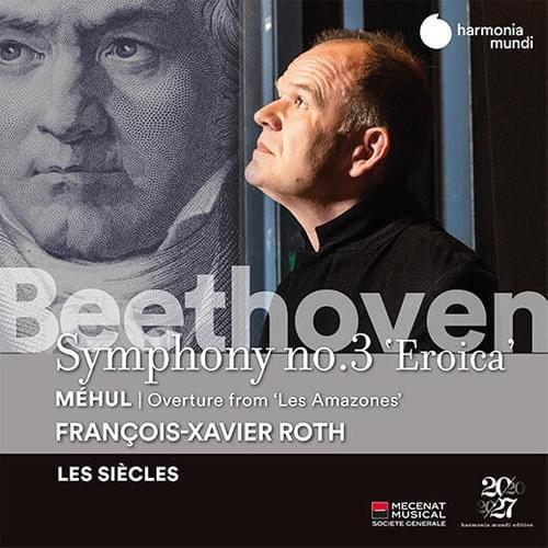 【CD】ベートーヴェン:交響曲第3番「英雄」フランソワ=グザヴィエ・ロト(指揮)レ・シエクル