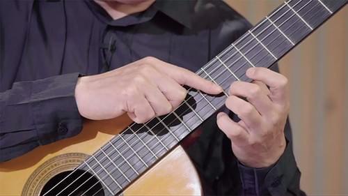 【オンデマンド】福田進一 ザ・ギターレッスン Lesson5「簡単な旋律にトライ」