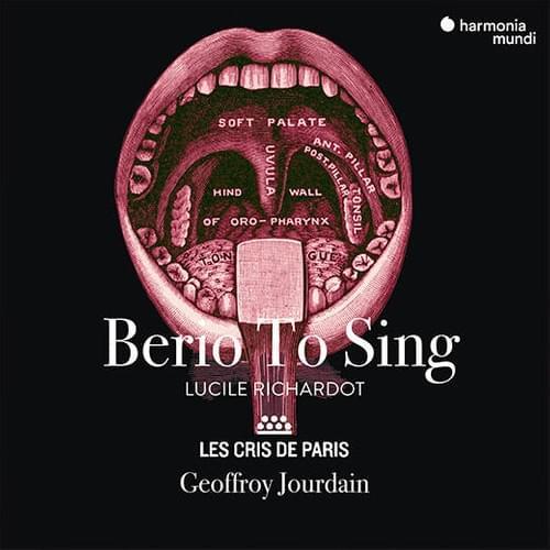 【CD】「ベリオ 歌おう-Berio To Sing」