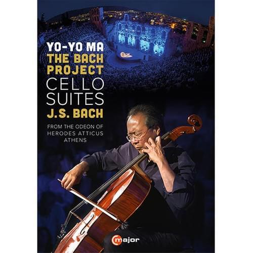 【DVD/Blu-ray】ヨーヨー・マ『J.S.バッハ:無伴奏チェロ組曲(全曲)』
