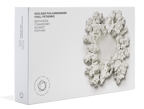 【CD&Blu-ray】キリル・ペトレンコ(指揮)ベルリン・フィルハーモニー管弦楽団 ファースト・エディション