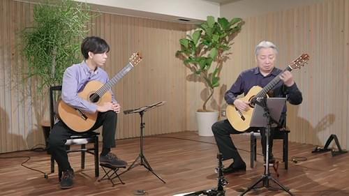 【オンデマンド】福田進一 ザ・ギターレッスン Lesson2「まずは右手から」