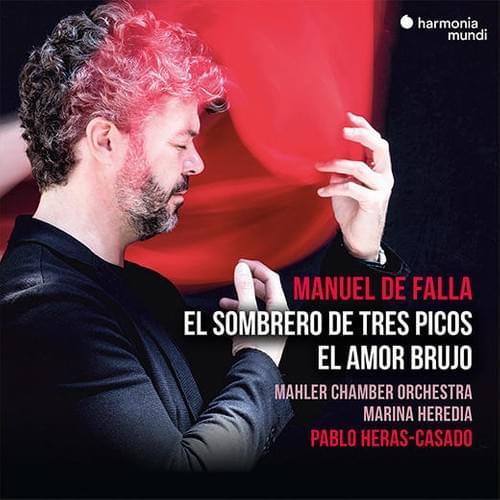 【CD】マヌエル・デ・ファリャ : バレエ音楽 「三角帽子」 「恋は魔術師」