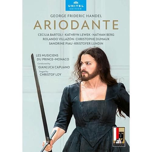 【DVD/Blu-ray】2017年ザルツブルク音楽祭ライヴ『ヘンデル:歌劇《アリオダンテ》』