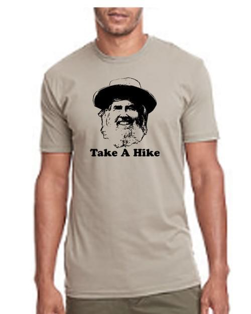 Take a Hike T-Shirt Mens + Womens