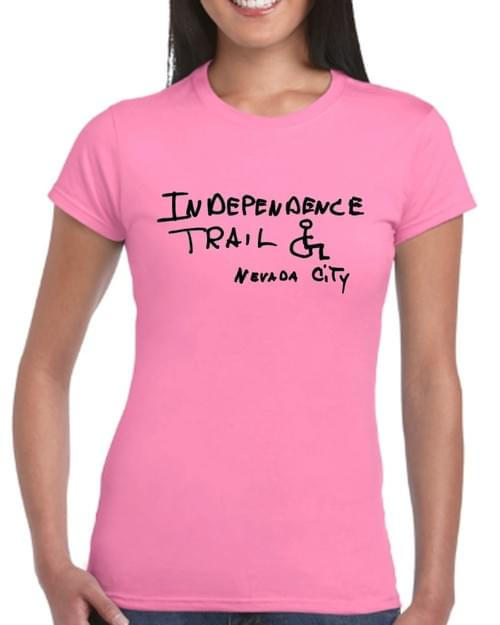 Independence Trail T-Shirt LIMITED ISSUE Mens + Womens