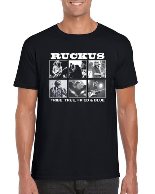 Ruckus Elizabethtown T-Shirt LIMITED RUN *** FREE SHIPPING!