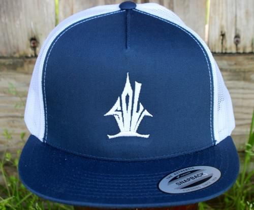 Soul Trucker Flatbill Hat