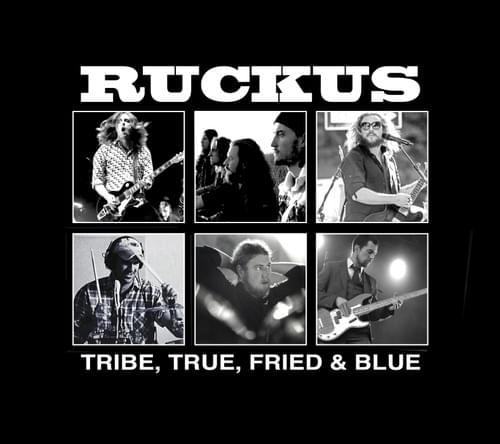 Ruckus Elizabethtown T-Shirt LIMITED RUN *** FREE SHIPPING!
