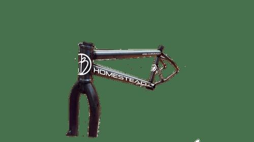"""2021 Homestead Bicycles Basilisk 20"""" Frame and Fork Set + Complete Bike"""