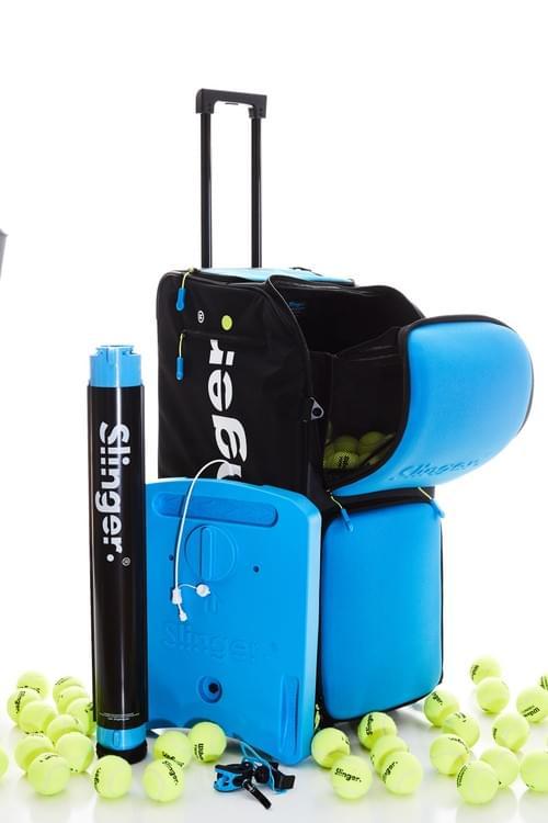 Slinger Bag T- One Launcher + 72бр. топки