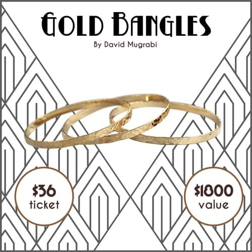 Gold Bangles Package