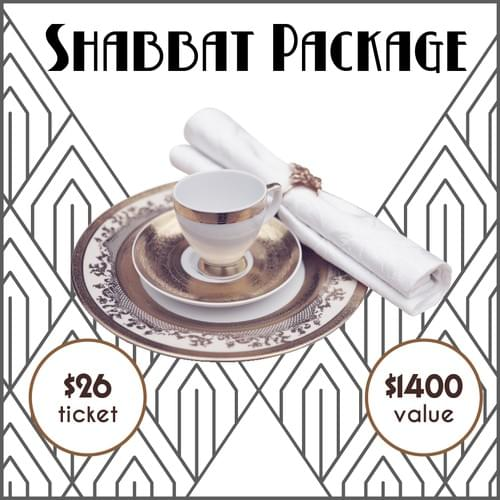 Shabbat Package