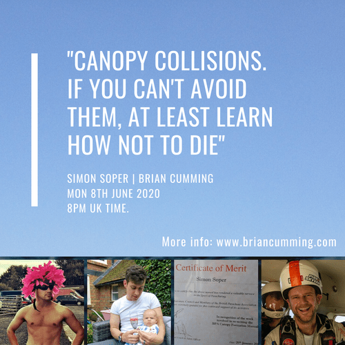 OC3 | Recording | Canopy Collisions. If You Can't Avoid Them, at Least Learn How Not to Die
