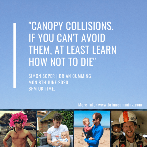 Online Class: Canopy Collisions. If You Can't Avoid Them, at Least Learn How Not to Die
