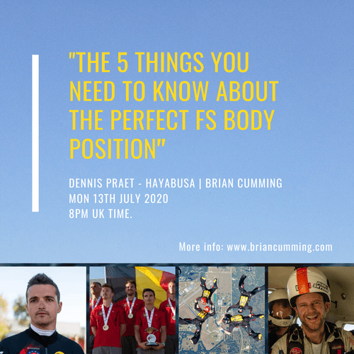OC7 | Online Class | The 5 Things You Need To Know About The Perfect FS Body Position