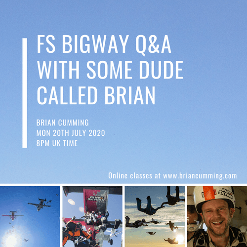 OC9 | Recording | Bigway FS Q&A with some dude called Brian