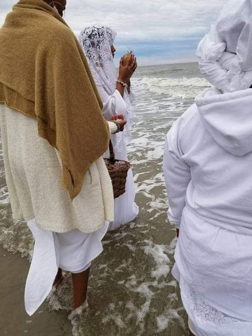 Private Water Cleansing Ceremony