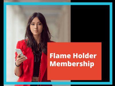 Flame Holder Membership