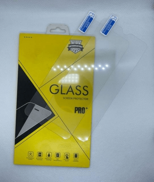Tempered Glass and Matte Silicon Case (BV9900, BV9900Pro, BV9900E)