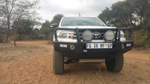 Toyota Hilux 2015 to 2018 Onwards (Revo)