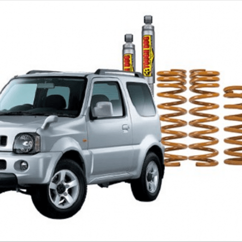 Tough Dog Suzuki Jimny 2005 to 2019