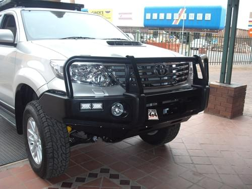 Toyota Fortuner 09/11 Onwards