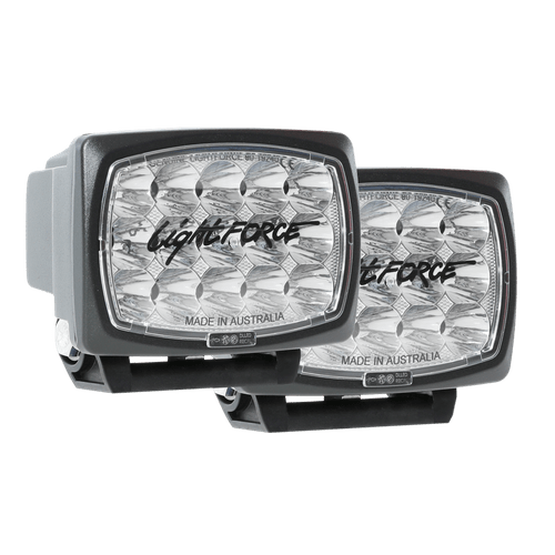 Striker Professional Edition LED Driving Light (twin pack)