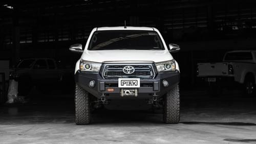 Piak Bullbar Toyota Hilux 2018-2020