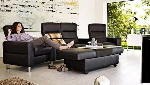 Stressless Wave Sofa Group