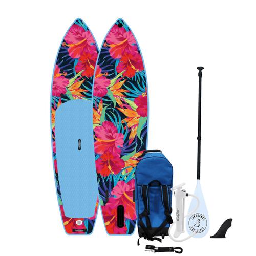 Ultimate Hawaii 10'6'' x 32'' x 6'' iSUP paddleboard package