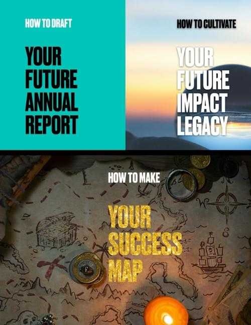 FULL PAYMENT: Future Annual Report, Future Impact Legacy & Success Map complete services