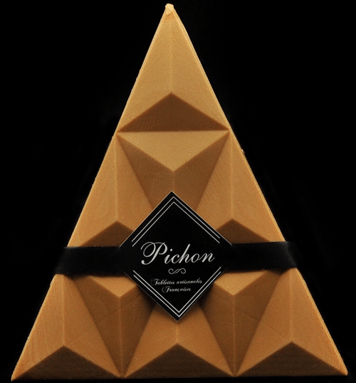 Triangle Chocolat Blond Dulcey