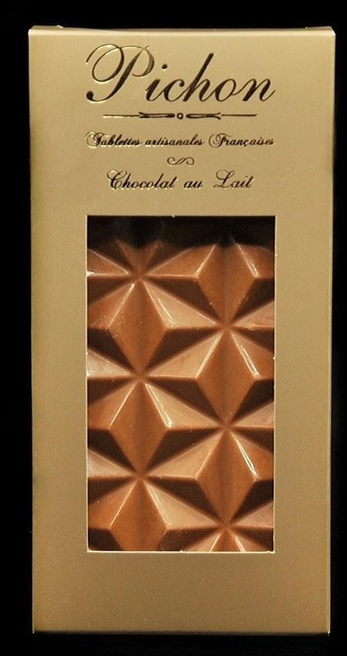 Chocolat Lait BIO 39% de cacao
