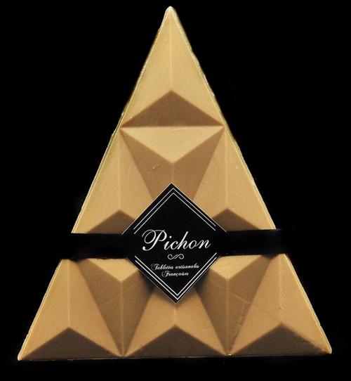 Triangle Chocolat Blond Orelys