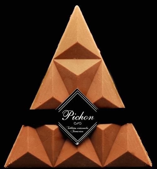 Triangle Chocolat au Lait d'Amande Vegan