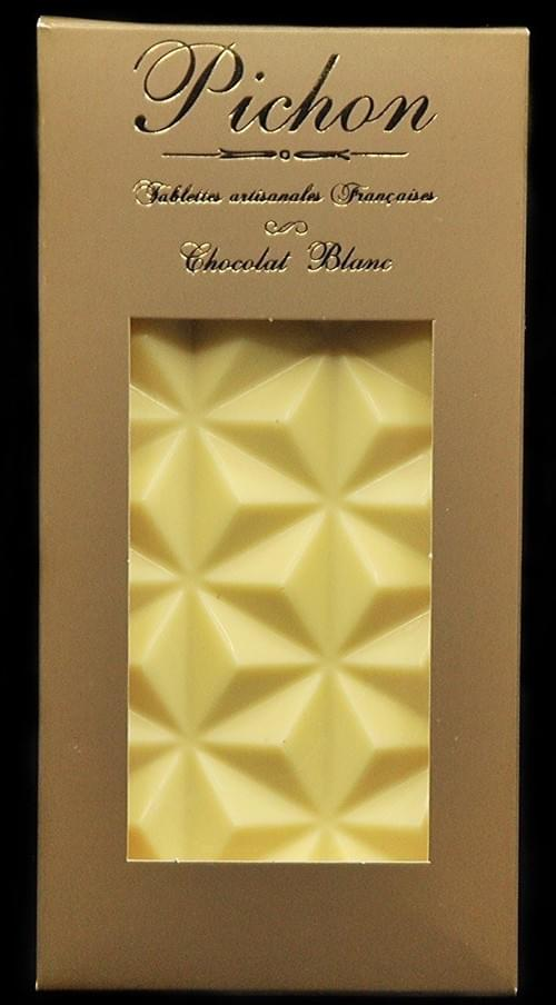 Chocolat Blanc BIO 35% de cacao